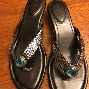 Lindsey Phillips Switch-flopsKitten heel sandals10